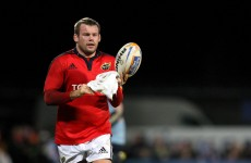 On the road: Munster's Fogarty to play in France next season