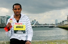 Stunning running: Bekele sets record in Phoenix Park