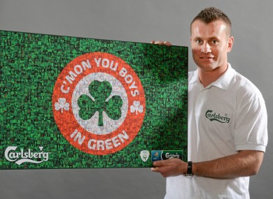 Shay Given: still okay for the Euros, we're told.