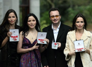 The Corrs - Caroline, Andrea, Jim and Sharon - feature in the Top 20 albums list. But who else is there?
