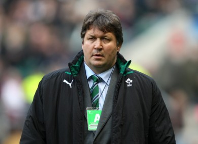 Gert Smal, Ireland forwards coach, has been passed fit to travel to New Zealand with the rest of the squad.