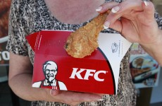 Sales at Irish branches of KFC fell almost 10pc in 2010