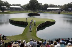 The Island: Tiger is not a fan but most golf fans love the infamous hole at Sawgrass