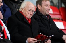 Michael D: 'The real test of those who like the beautiful game is to go and watch your local team'