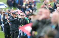 Pádraig Harrington enjoys fine first round at the Irish Open