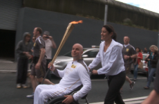 VIDEO: How does it feel to carry the Olympic torch? Let Mark Pollock tell you…