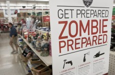America's disease control centre denies that the zombie apocalypse is coming