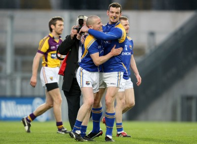 Revenge will be served hot if Wexford get one back on Longford