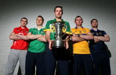 Throw-in: here's your weekend GAA previews
