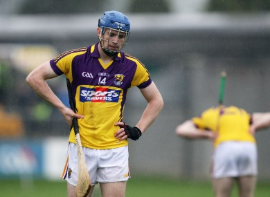 Jack Guiney is Wexford's new go-to guy.