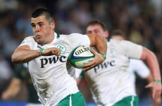 Ireland begin Junior World Cup with historic win over Springboks
