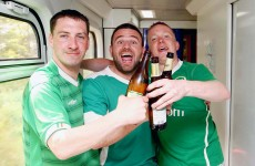 Poll: Do Irish fans drink too much abroad?