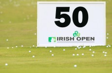 In the swing: The Irish Open is finally upon us