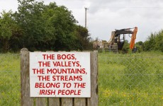 "Turf cutters claim victory as minister says they must ""work within the law"""