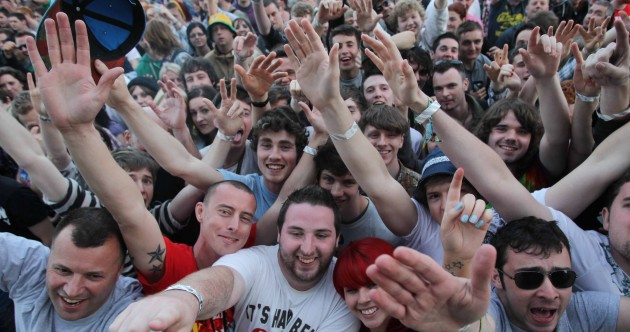 Photos and tweets: The Stone Roses return to Ireland