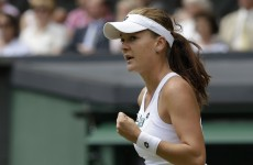 Wimbledon finalist Radwanska battling illness, cancels media conference