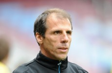 Zola named as new Watford boss