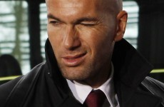 Zizou top? Zidane tipped for France job
