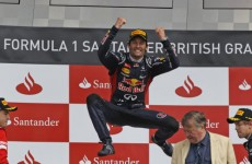 Mark Webber signs new deal with Red Bull