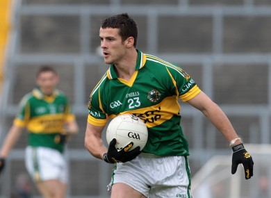 Shane Enright will feature in the Kerry side this weekend.