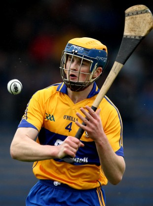 Seadna Morey will make his starting senior championship debut for Clare tonight.