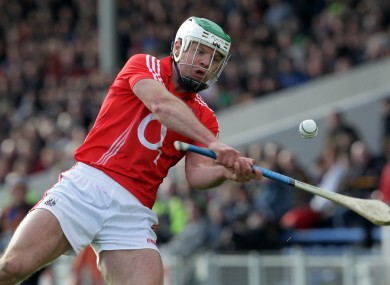 Niall McCarthy could be back in action for Cork this weekend.