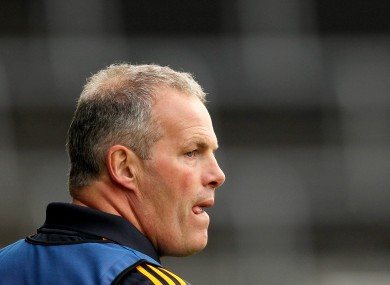 Tipp boss Ken Hogan.