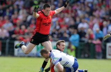 Garvey's Ulster final ban upheld by CHC
