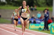 London 2012: Introducing… Joanne Cuddihy