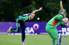 Twenty20: Porterfield laments narrow defeat