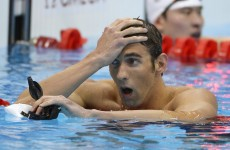 Swimming wrap: Phelps scrapes place in 400m final, Park reinstated
