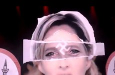 Madonna blames 'thugs' for 'riot' at Paris show
