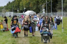 Wipes, wellies and medication – it's your essential Electric Picnic checklist