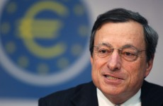 ECB President says solution to crisis lies in balanced change