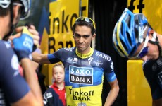 Contador makes steep comeback from drugs ban