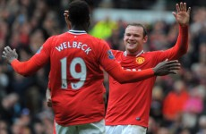 Rooney starts mind games with City