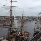 Reader @Aoife_Beefa got this great view of the ships from her office yesterday.