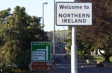 'Welcome to Northern Ireland' signs spark political row