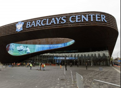 A new chapter in Brooklyn's history begins Friday when the Brooklyn Nets' new arena opens.