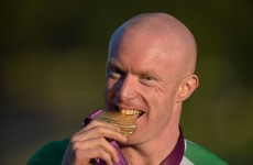 Mark Rohan secures yet another gold medal for Ireland