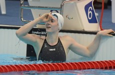 Disappointment for Firth as she is forced to pull out of 100m breaststroke