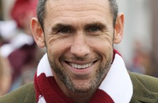 In pictures: Hurling fans — including former Arsenal defender Martin Keown — up for the match a