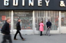Guineys and Clerys staff to protest over pension scheme