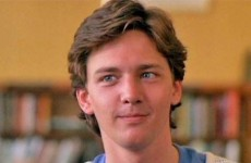 Eighties dreamboat Andrew McCarthy is back in Dublin