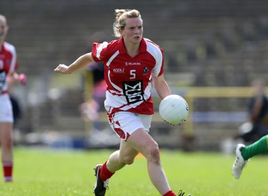 Cork's Briege Corkery.