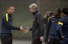Champions League Group B preview: Schalke in Gunners' sights