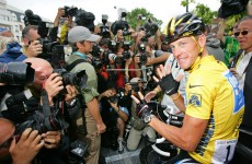 Column: Are reporters like me to blame for Armstrong myth?