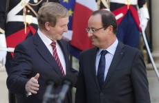 French president Hollande: Ireland's bailout is 'a special case'