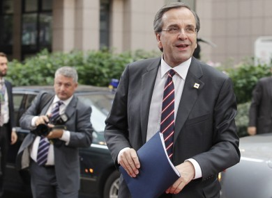 Greek premier Antonis Samaras was all smiles in Brussels last week - but his bid to secure the latest batch of bailout loans from the Troika could end in failure.