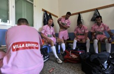 Brothels rescue cash-strapped Greek football team